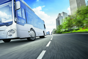 Premium tyre maker Hankook is extending its range for city buses by a new tyre line: SmartCity AU04+. | Bild: Hankook