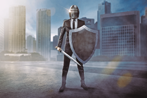 Business Warrior Bild: AdobeStock/lassedesignen