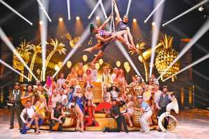 It's showtime: Entertainment mit Wow-Effekt. Bild: Holiday on Ice