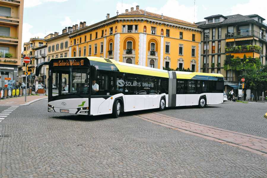 Foto: Solaris Bus & Coach S.A.