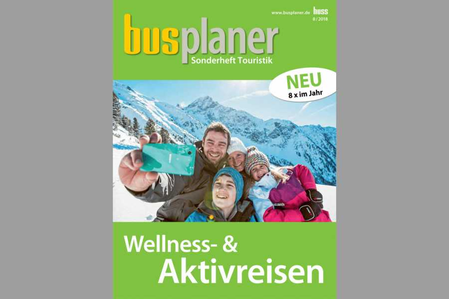 Sonderheft Touristik 8 2018 Coverbild: eye5
