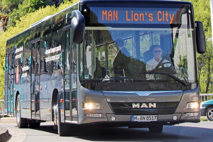 MAN Lion's City A21