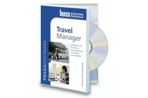 TravelManager Pro - Software