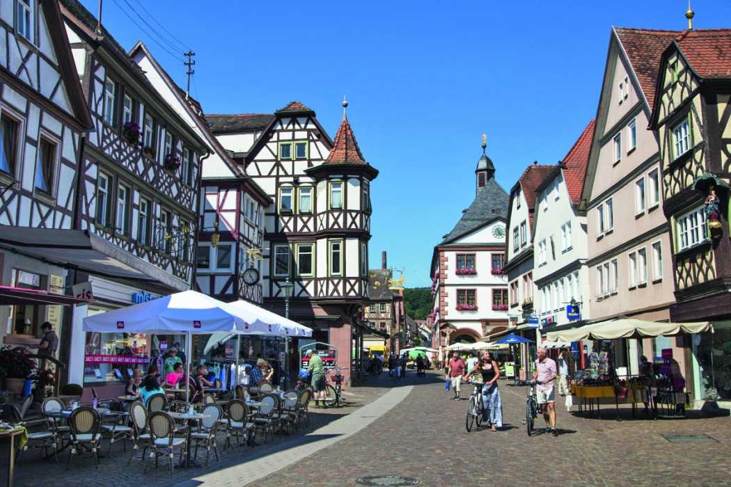 Touristinformation Stadt Lohr a.Main | busplaner - Technik